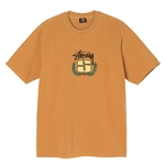 Stussy S WREATH PIGMENT DYED TEE