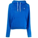 Polo Ralph Lauren Painted Effect Cotton Hoodie