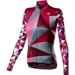 Castelli Triangolo Mid Full-Zip Jersey - Womens