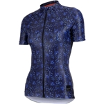 Machines for Freedom Indigo Print Jersey - Womens