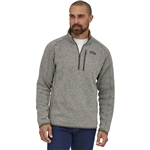 Patagonia Better Sweater 1/4-Zip Fleece Jacket - Mens