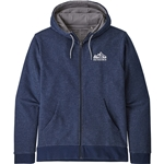 Patagonia Fitz Roy Scope French Terry Full-Zip Hooded Jacket - Mens