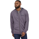 Patagonia P-6 Label French Terry Full-Zip Hooded Jacket - Mens