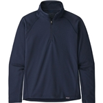 Patagonia Capilene Midweight Zip Neck Top - Boys