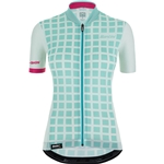 Santini Sleek Grido Jersey - Womens