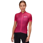 Santini Grace Short-Sleeve Jersey - Womens