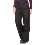 Cherokee Solid Snow Pants - Insulated (For Women)
