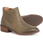 Comfortiva Cadwin Chelsea Boots - Leather (For Women)