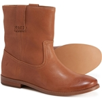 Frye Anna Short Boots - Leather (For Women)