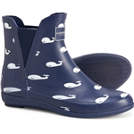 London Fog Piccadilly Ankle Rain Boots - Waterproof (For Women)