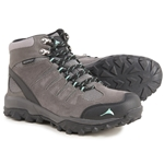 Pacific Mountain Boulder Hiking Boots - Waterproof, Suede (For Women)