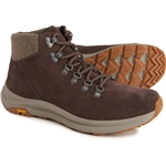 Merrell Ontario Mid Hiking Boots - Suede (For Women)