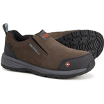 Merrell Windoc Moc Work Shoes - Steel Safety Toe (For Women)