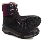 Oboz Footwear Juniper Hiking Boots - Waterproof, Insulated, Leather (For Women)