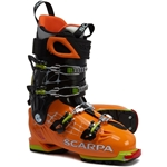 Scarpa Made in Italy Freedom RS 130 Alpine Touring Ski Boots (For Men)