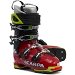Scarpa Made in Italy Freedom SL 120 Freeride Alpine Touring Ski Boots (For Women)
