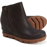 Sorel Joan of Arctic Wedge II Boots - Leather (For Women)