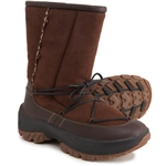 Ulu Crow Shearling Boot - Insulated, Leather (For Women)
