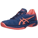 Asics Solution Speed FF Blue/Pink Womens Shoes
