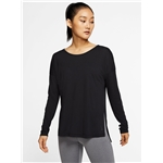 Nike Womens Spring Layer LS Top