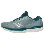 Saucony Guide 13 Mens Shoes Mineral/Deep Teal