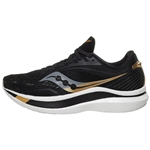 Saucony Endorphin Speed Mens Shoes Black/Gold