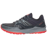 Saucony Mad River TR 2 Mens Shoes Grey/ViziRed