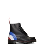 Dr. Martens Black The Who Edition 1460 Lace-Up Boots