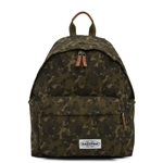 Eastpak Khaki Camo Padded Pakr Backpack