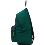 Eastpak Green & Purple Padded Pakr Backpack