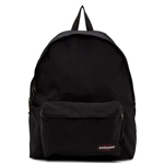 Eastpak Black Large Padded Pakr Backpack