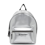Burberry Silver Jett Backpack