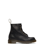 Dr. Martens Black Made In England 1460 Lace-Up Boots