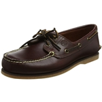 Timberland Mens Classic Two-Eye Boat Shoe