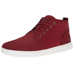 Timberland Mens Groveton LTT Chukka Leather & Fabric Sneaker