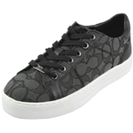 Coach Womens Paddy Low Top Lace Up Fashion Sneakers