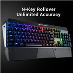 Cougar ATTACKX3RGB1IG Cherry MX Switch Gaming Keyboard (Cherry MX Red)