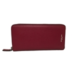 Michael Kors Andy Tech Zip Around Saffiano Leather Wallet
