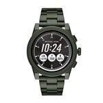 Michael Kors Access, Men's Smartwatch, Grayson Olive-Tone Stainless Steel, MKT5038