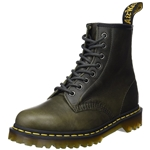 Dr.+Martens Dr. Martens Mens 1460 Dark Taupe Orleans Leather Fashion Boot