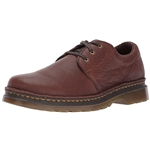 Dr.+Martens Dr. Martens Mens Hazeldon Dark Brown Loafer
