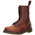 Dr.+Martens Dr. Martens 1490 Tan Harvest Leather Fashion Boot