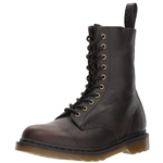 Dr.+Martens Dr. Martens 1490 Black Harvest Leather Fashion Boot