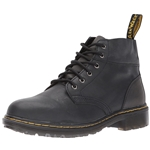 Dr.+Martens Dr. Martens Mens Horton Black Fashion Boot