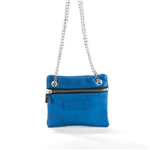 FAUXSOL Sacs of Life Chain Reaction-Designer Faux Leather Cross Body Chain Bag