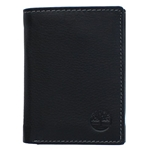 Timberland Mens Exclusive Blix Fine Leather Trifold Wallet