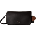 Coach COACH Womens Wholesale Glvt Turnlock Crossbody