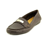 Coach Fredrica Pebble Grain Leather Chestnut Womens Flats Loafers Oxfords 7
