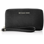 Michael Kors Womens Jet Set Travel Large Smartphone Wristlet