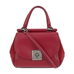 Coach COACH Womens Mixed Leather Drifter Top-Handle